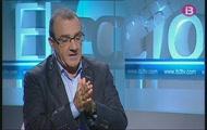 Entrevista Juan Pedro Yllanes, candidat d'Units Podem Més al Congré
