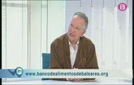 Entrevista sobre el Banc d'Aliments de Mallorca