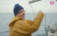 Trobada social pesca de fons amb embarcació CN Sóller, pesca de sípia professional