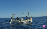 La família Quintals, tres generacions de pescadors professionals i més hi