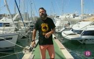 Salvador Carbonell, pioner de la pesca submarina; Pesca de molls; Bubi S