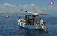 Dèntols, sortida popular a Illetes i derelicte a Formentera