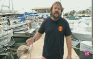 Pesca a la fluixa, Pesca professional de Pelaies i l'Absurd, un veler de