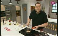 'Pollastre satay amb salsa de cacauet'