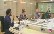 Entrevista a José Luis Garcia, secretari general de CCOO de Balears i Alejandro Texías, secretari general d'UGT Balears