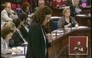 Sessió plenària del Parlament 2/2
