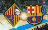 Palma Futsal - Barcelona 2/2