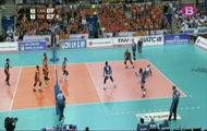 Final de la Copa del Rei de voleibol: Ca'n Ventura - Terol 2/2