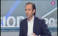 Cara a cara entre José Ramón Bauzá (PP) i Francina Armengol (PSIB-PSOE)