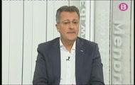 Santiago Tadeo, candidat PP al Consell de Menorca
