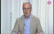 Vicent Torres, candidat PSIB-PSOE al Consell d'Eivissa