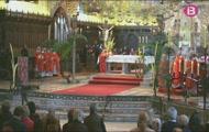 Eucaristia a la Seu-Diumenge de Rams