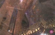 Eucaristia a la Seu de Mallorca